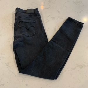 Black Levis Jeans shaping skinny size 27